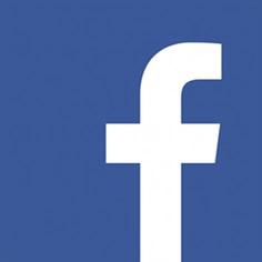 Facebook square logo